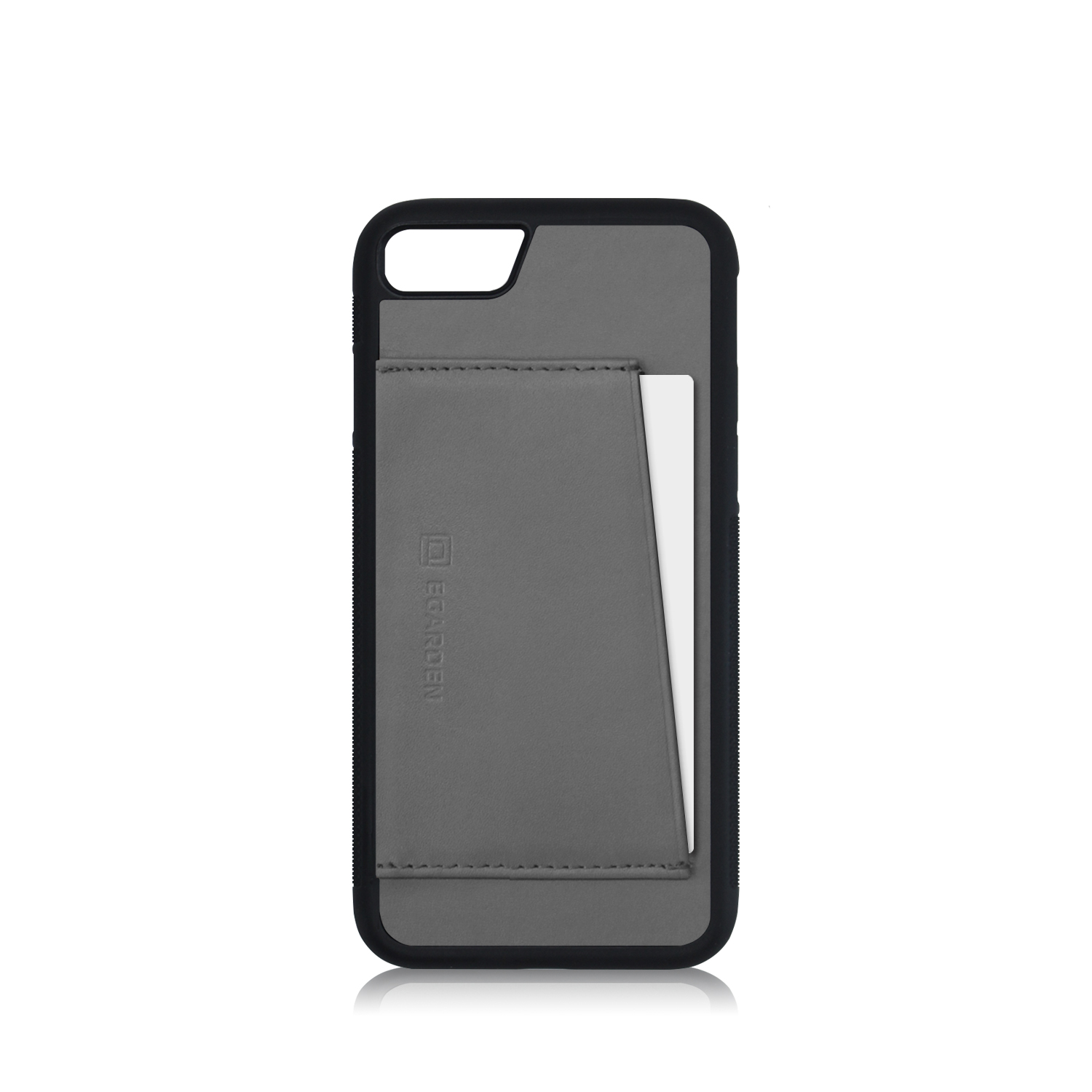 iPhone7 8 7plus 8plus Back Cover Case Grey