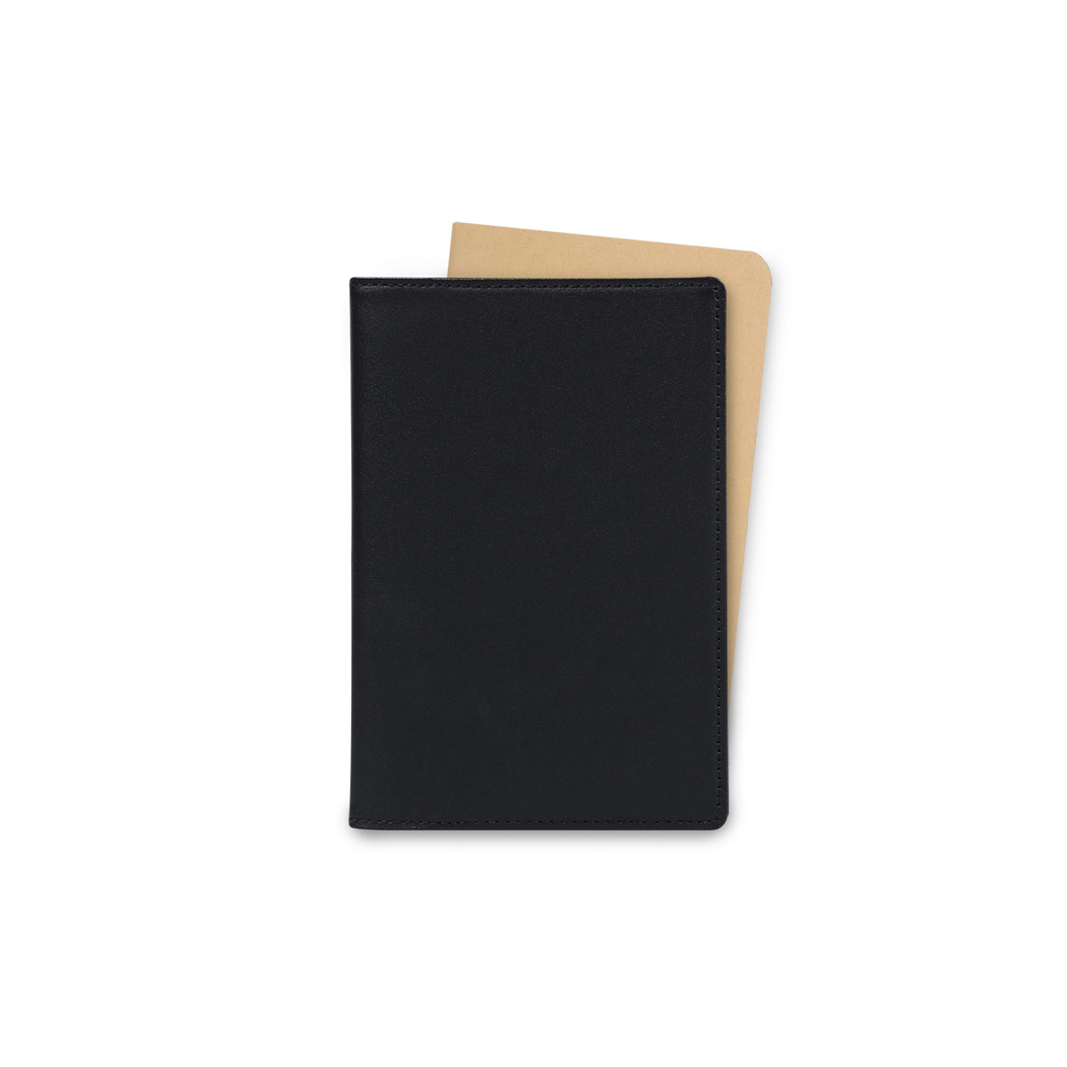 Note & Travel Cover Case Black
