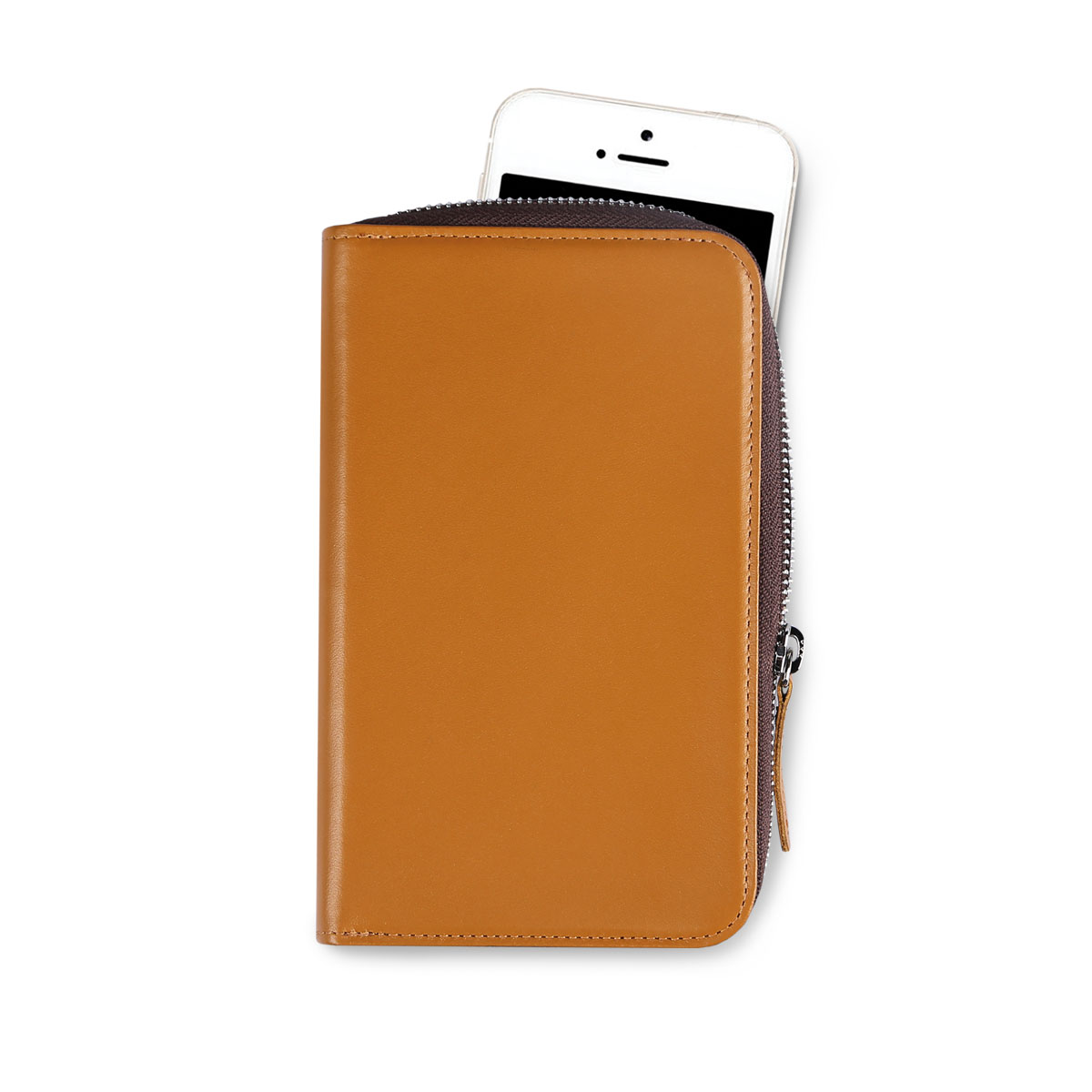 Daily Phone Pocket Plus Camel