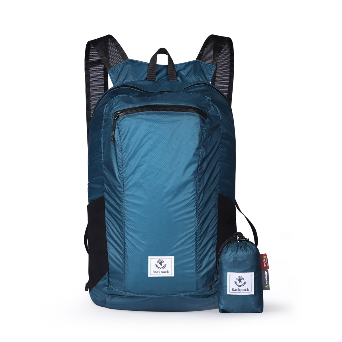 FOLDING BACKPACK 24L BLUE